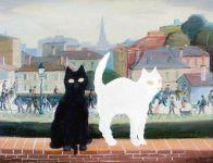 L' Interieur - 20174 - Les cats sur la ville