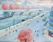 La Seine - 20676 - La Seine en automne