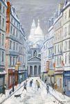 Sacré-Coeur - 20211 - Notre Dame de Lorette et le Sacré Coeur