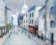 Sacré-Coeur - 20681 - Montmartre et le Sacré-Coeur