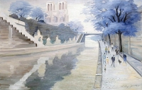 Notre-Dame - 20248 - Notre Dame au printemps